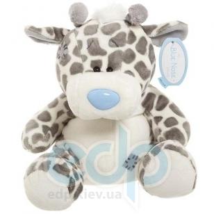 Teddy MTY (мишки) Друзья мишек Teddy Blue Nose -  плюшевый жираф 20 см (арт. G73W0028)
