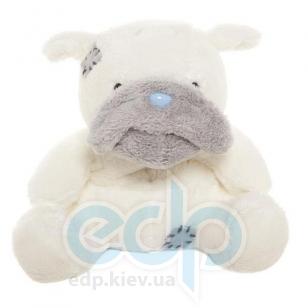 Teddy MTY (мишки) Друзья мишек Teddy Blue Nose -  плюшевая собака боксер 10 см (арт. G73W0042)