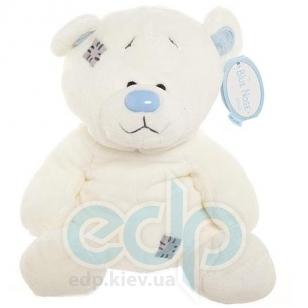 Teddy MTY (мишки) Друзья мишек Teddy Blue Nose -  плюшевый белый медведь 20 см (арт. G73W0048)