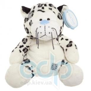 Teddy MTY (мишки) Друзья мишек Teddy Blue Nose -  плюшевый снежный барс 20 см (арт. G73W0049)