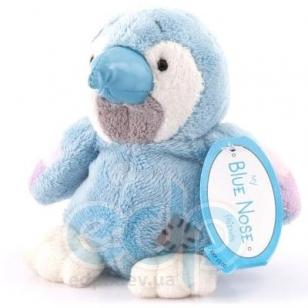 Teddy MTY (мишки) Друзья мишек Teddy Blue Nose -  плюшевый попугай 10 см (арт. G73W0056)