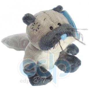 Teddy MTY (мишки) Друзья мишек Teddy Blue Nose -  плюшевая выдра 10 см (арт. G73W0077)