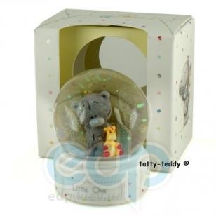 Teddy MTY (мишки) Шар водяной MTY (Me To You) (Me To You) -  медвежонок держит оранжевого ослика (арт. G92R0001)