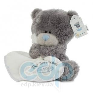 Teddy MTY (мишки) Игрушка плюшевый мишка MTY (Me To You) -  Tiny Tatty Teddy с белым одеялом 15 см (арт. G92W0005)