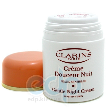 Clarins -  Face Care Gentle Night Cream -  50 ml