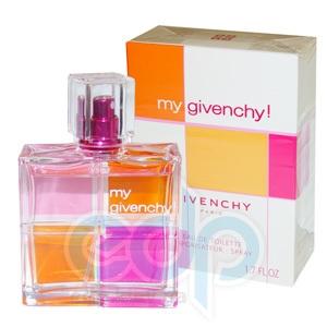 My Givenchy - туалетная вода - 50 ml