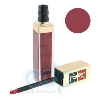 Блеск для губ Yves Saint Laurent -  Golden Gloss Shimmering Lip Gloss №06 Gold Plum