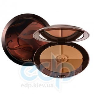 Пудра компактная Guerlain -  Terracotta 4 Seasons SPF 10 №02 Brunettes