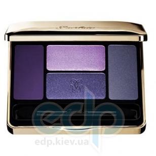 Тени для век Guerlain -  Ombre Eclat 4 Couleurs  №01 Les Violets