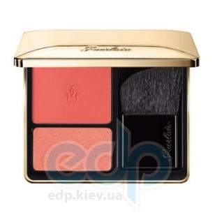 Румяна Guerlain -  2-х цветные компактные Rose aux Joues №01 Peach Boy  TESTER