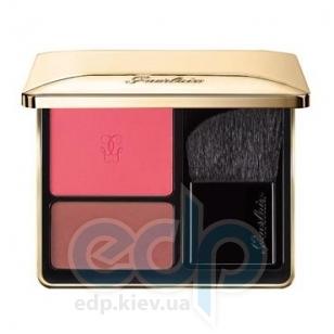 Румяна Guerlain -  2-х цветные компактные Rose aux Joues №04 Pink Punk  TESTER
