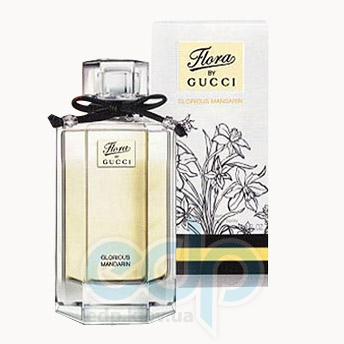 Flora by Gucci Glorious Mandarin - туалетная вода - пробник (виалка) 2 ml
