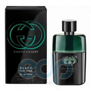 Gucci Guilty Black Pour Homme - туалетная вода - 50 ml