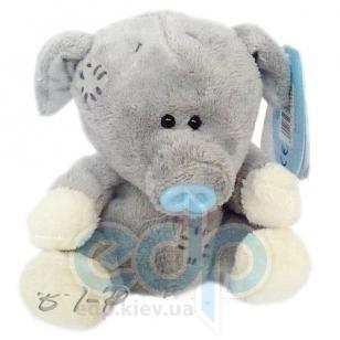 Teddy MTY (мишки) Друзья мишек Teddy Blue Nose -  плюшевая свинка 10 см (арт. GYW1334)