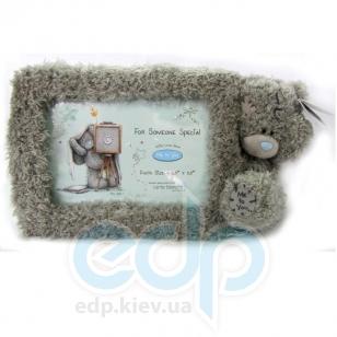 Teddy MTY (мишки) Мишка MTY (Me To You) -  10 см с плюшевой рамкой для фотографии (13*9) For Sameоne Speсial (арт. GYW1844)