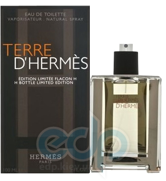 Terre dHermes - туалетная вода - 100 ml limited edition