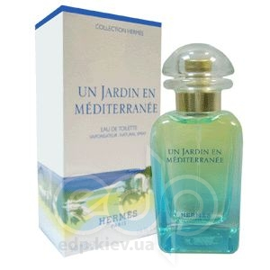 Hermes Un Jardin en Mediterranee - туалетная вода - 50 ml
