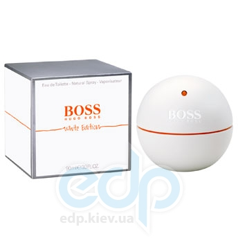 Hugo Boss Boss In Motion White Edition - туалетная вода - 90 ml TESTER