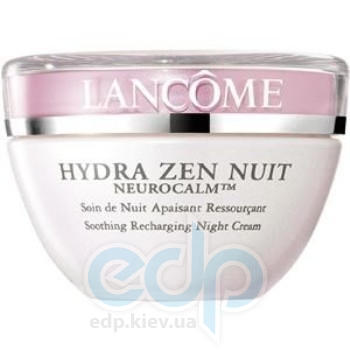 Lancome -  Face Care Hydra Zen Nuit Neurocalm -  50 ml