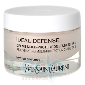 Yves Saint Laurent -  Face Care Ideal Defense Cream -  50 ml