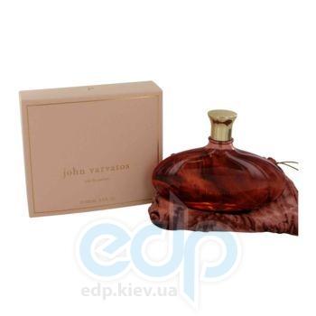 John Varvatos For Women -  Набор (парфюмированная вода 50 + лосьон-молочко для тела 100 + mini 7 ml)