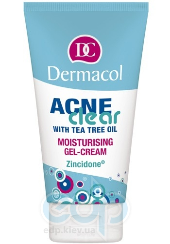 Dermacol AcneClear гель-крем увлажняющий для проблемной кожи Moisturising Anti-acne Gel-Cream - 50 ml (15972)