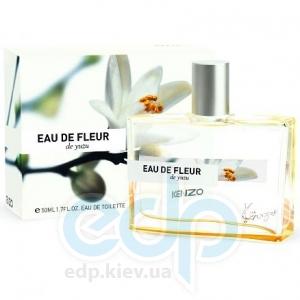 Kenzo Eau De Fleur de Yuzu - туалетная вода - 50 ml TESTER