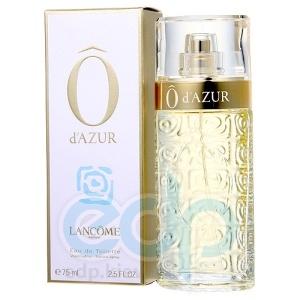 Lancome O dAzur -  Набор (туалетная вода 75 + лосьон-молочко для тела 50 + гель для душа 50 + тушь Hypnose 2 ml)