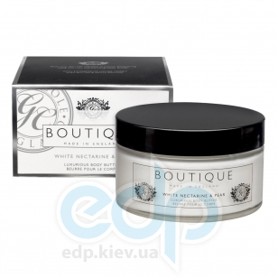 Grace Cole - Крем для тела Boutique Body Butter White Nectarine & Pear - 200 ml