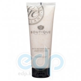 Grace Cole - Скраб для тела Boutique Body Scrub White Nectarine & Pear - 240 ml