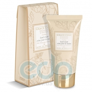 Grace Cole - Крем для рук Floral Collection Hand Cream Magnolia & Vanillar - 50 ml