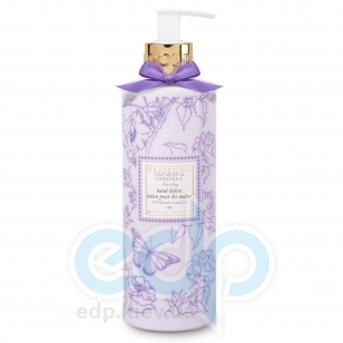 Grace Cole - Лосьон для рук Floral Collection Hand Lotion Lavender & Camomile - 500 ml
