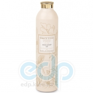 Grace Cole - Тальк для тела Floral Collection Talcum Powder Magnolia & Vanilla - 200 g