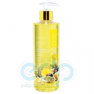 Grace Cole - Мыло для рук Hand Wash Pineapple & Passion Fruit - 500 ml