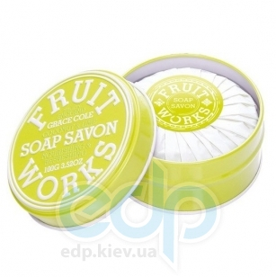 Grace Cole - Мыло для тела Soap Coconut & Lime - 100 g