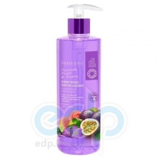Grace Cole - Мыло для рук Hand Wash Passion Fruit & Guava - 500 ml