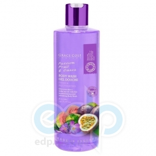 Grace Cole - Гель для душа Body Wash Passion Fruit & Guava - 500 ml