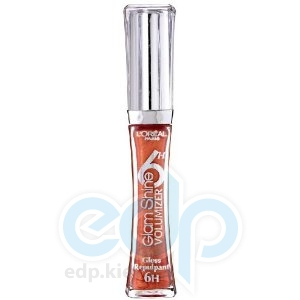 Блеск для губ Lоreal - Glam Shine Crystals №403 Papaya Tatoo