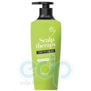 LG Household & Health - Шампунь для волос Elastine Scalp Therapy - 400 ml