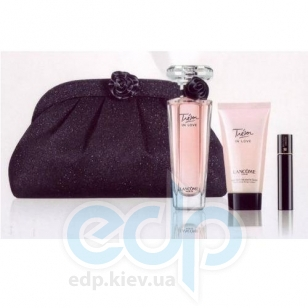 Lancome Tresor In Love Set - набор (edp 50 ml + b/lot 50 ml + Hypnose mascara 2 ml + bag)