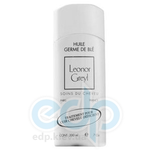 Leonor Greyl -  Средство для мытья жирных и нормальных волос Масло зародышей пшеницы Hiule De Germe De Ble -  200 ml