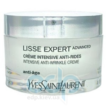 Yves Saint Laurent -  Face Care Lisse Expert Advanced Intensive Anti-Wrinkle Creme -  50 ml