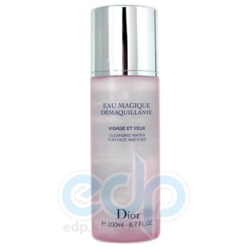 Christian Dior -  Face Care Magique Demaquillant Cleansing Water For Face and Eyes -  200 ml