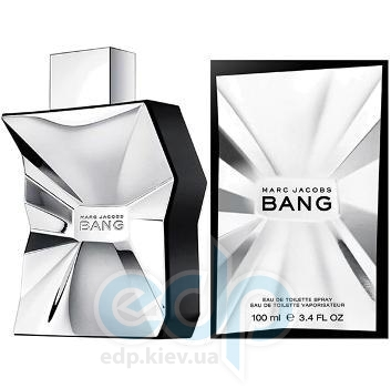 Marc Jacobs Bang Men - туалетная вода -  пробник (виалка) 1.2 ml
