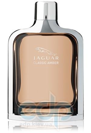 Jaguar Classic Amber - туалетная вода - 100 ml TESTER