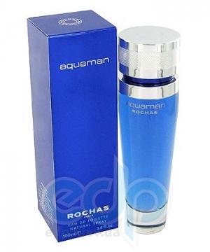 Rochas Aquaman Vintage - туалетная вода - 50 ml