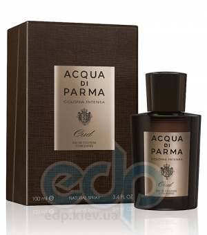 Acqua di Parma Colonia Intensa Oud Eau de Cologne Concentree - одеколон - 100 ml