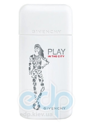 Givenchy Play in The City For Her - парфюмированная вода – 50 ml TESTER