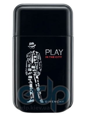 Givenchy Play in The City for Him - туалетная вода – 100 ml TESTER
