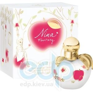 Nina Ricci Nina Fantasy - туалетная вода - 50 ml TESTER